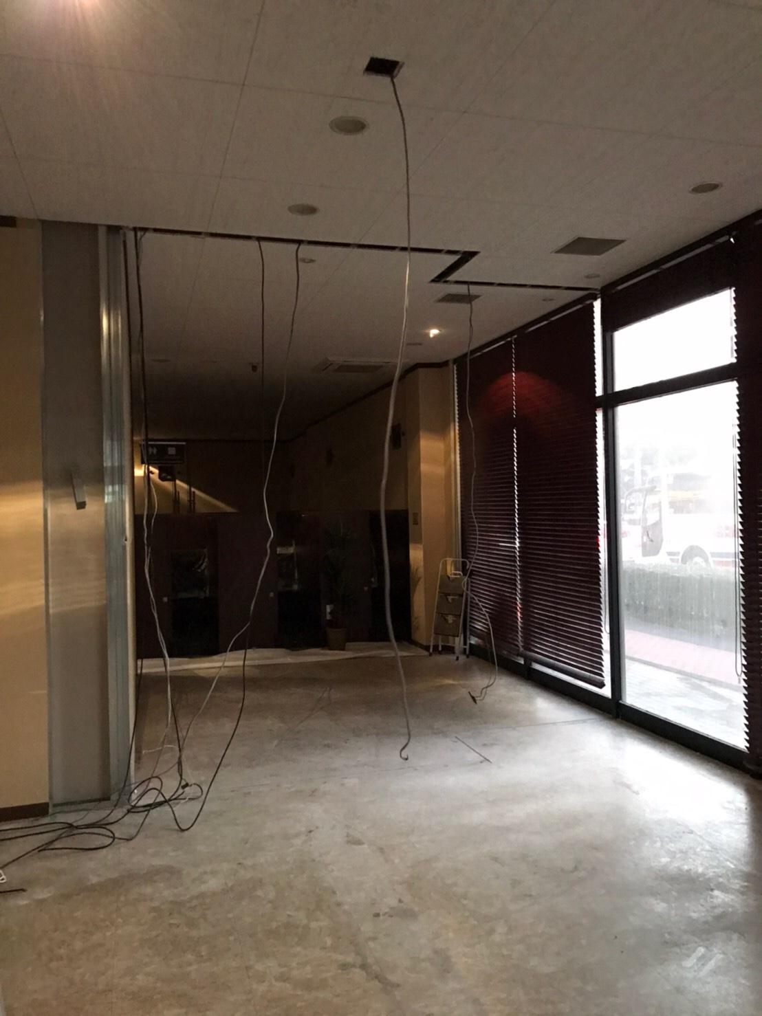 記事 飲食店内装解体工事のアイキャッチ画像