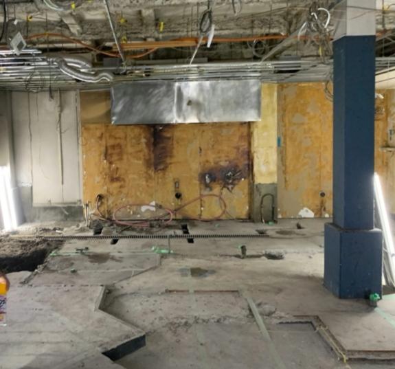 飲食店様 内装解体工事 リニューアル 改装工事のアイキャッチ