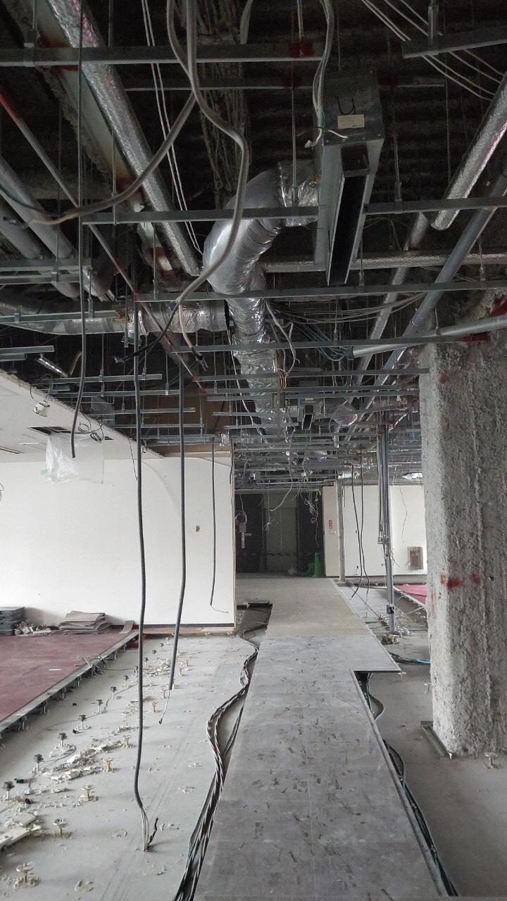 中村区 ウェディング教室 スケルトン解体工事のアイキャッチ