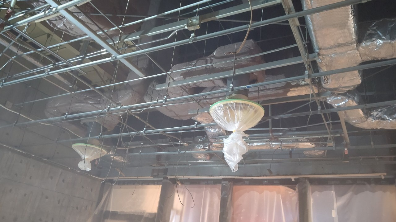 池下 テナント 天井解体のアイキャッチ